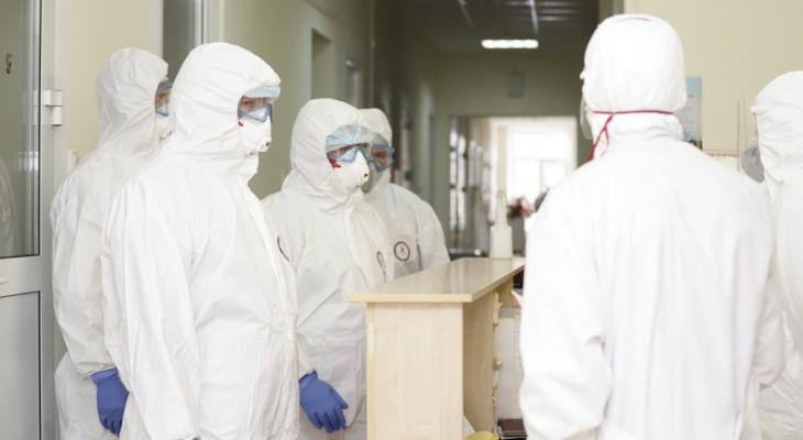 В Чувашии скончались 1500 пациентов, зараженных коронавирусом