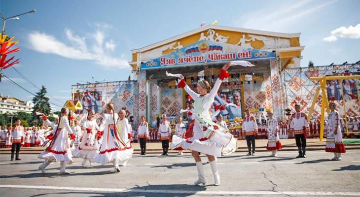 Как пройдет празднование Дня Республики в Чебоксарах