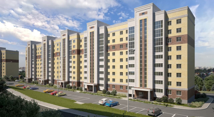 Сбербанк и строительная компания «Отделфинстрой» объявляют о старте продаж позиции № 33 в микрорайоне Радужный