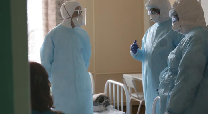С начала июля в Чувашии скончался 21 пациент с COVID-19
