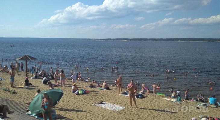 В Чебоксарах проверяют Центральный пляж: прокуратура нашла множество нарушений