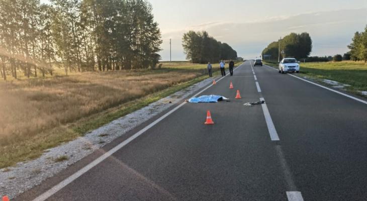 Супруги из Чувашии погибли в серьезном ДТП в Татарстане