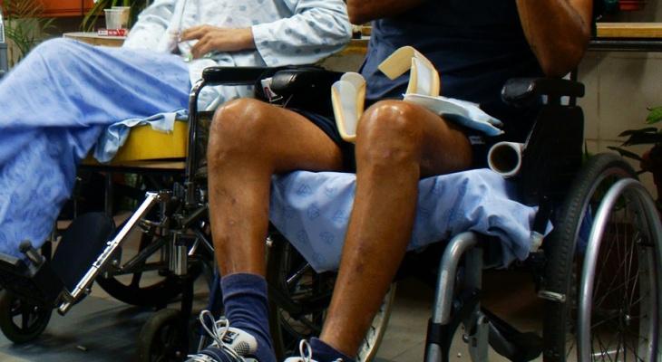 Житель Цивильска попросил Олега Николаева помочь ему с приобретением инвалидной коляски
