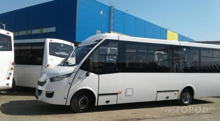 В Новочебоксарск пустят новые автобусы «Ивеко-Неман»