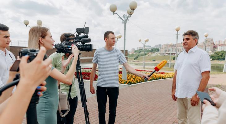Алексей Нечаев в Чебоксарах: «Регионам нужно предоставить больше полномочий и денег»