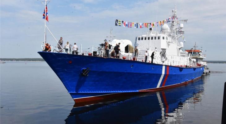 В Чебоксарах объявили дату открытия и цену на посещение военного корабля