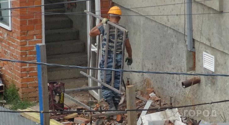 Спустя три недели поисков нашелся житель Комсомольского района: все это время он работал на стройке