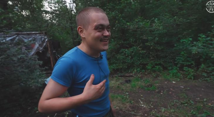 Чувашский Робинзон стал популярным и про него сняли очередное видео
