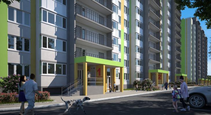 Сбербанк и строительная компания «Удача» объявляют о старте продаж позиции № 22 в микрорайоне Солнечный
