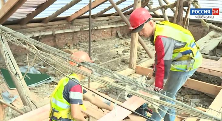 В Чувашии из-за резкого подорожания стройматериалов не могут закончить капремонт