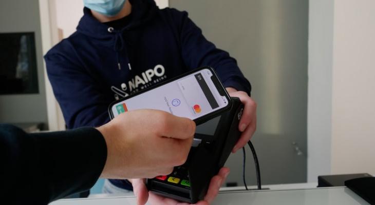 СберБанк подключил карты «Мир» к Apple Pay