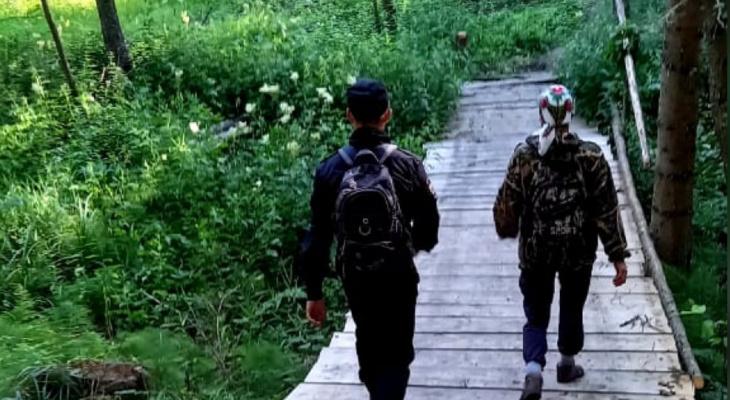 В Чувашии приставы выловили женщину на пасеке ранним утром, пока та не успела скрыться в лесу