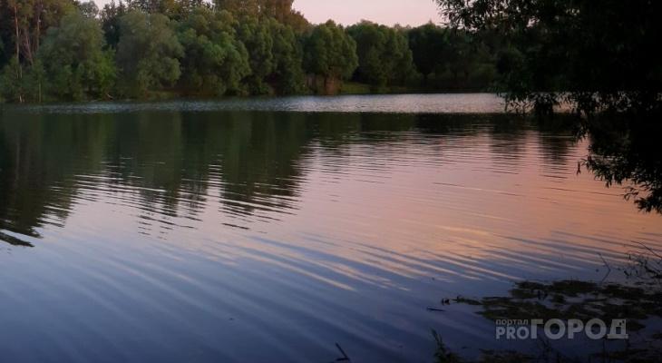 В Комсомольском районе утонул 38-летний мужчина