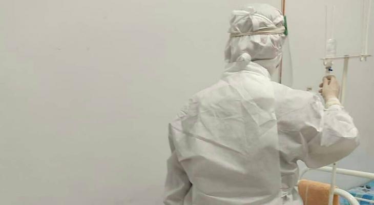 В Чувашии ускорился темп заболеваемости коронавирусом: по 70 случаев в день