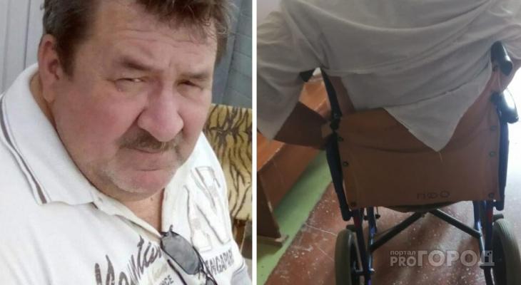 В Чебоксарах 160-килограммового мужчину не пустили сделать томографию легких
