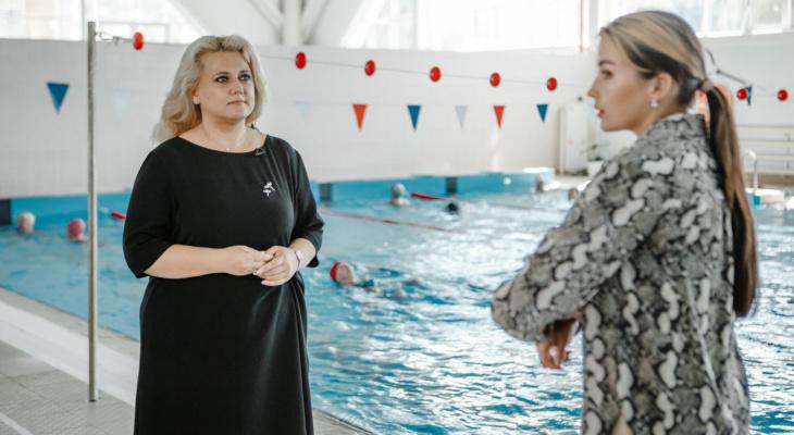 Вице-премьер Чувашии рассказала, как в республике развивают спортивное направление