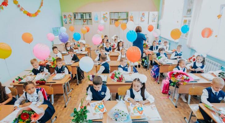 Во всех чебоксарских школах заменят светильники на светодиодные