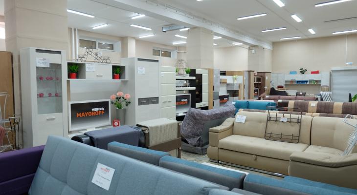 При покупке кухни - столешница в подарок: в Чебоксарах открылся новый салон мебели
