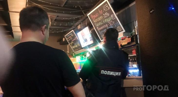 В Чебоксарах и Новочебоксарске устроили рейд по кафе и ночным клубам