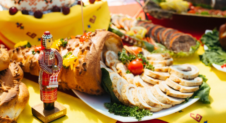 В кафе и ресторанах республики проходят дни чувашской национальной кухни