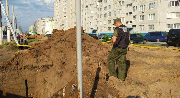 Следователи проводят проверку по факту взрыва газопровода в Чебоксарах