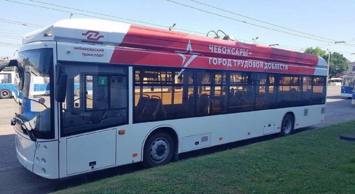 Чувашия может дополнительно получить еще несколько новых троллейбусов