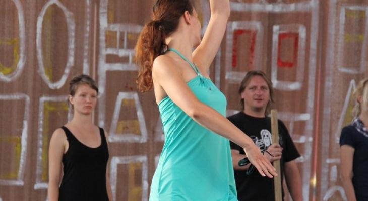 В Чебоксарах три дня будут проводить уроки танцев и дискотеки под открытым небом