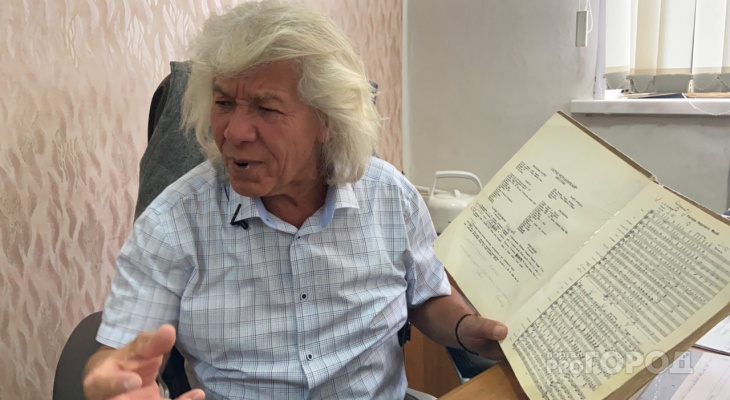 """Дирижер Морис Яклашкин встает в четыре утра и обливается холодной водой: """"На репетиции право говорить есть только у меня"""""""
