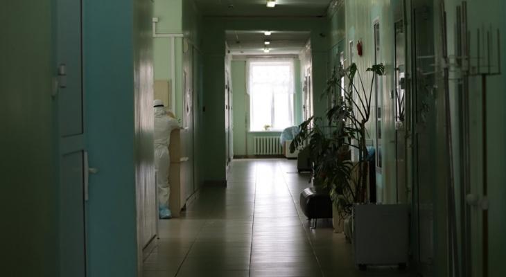В Чувашии вынуждены разворачивать дополнительные койки для заболевших коронавирусом