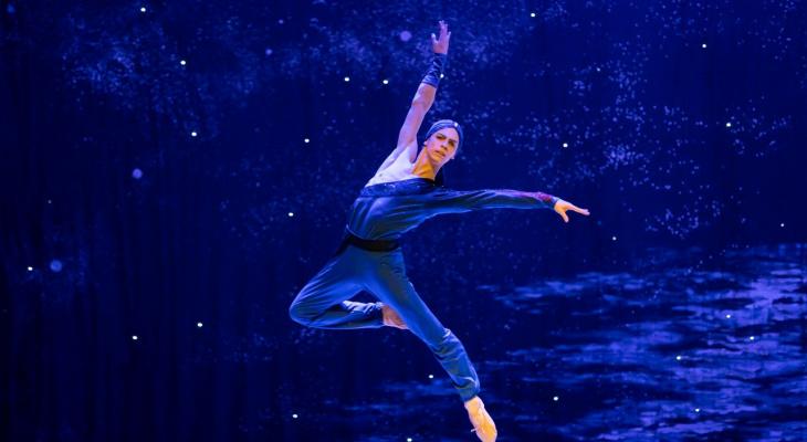 """Футболист стал артистом балета: """"В 21 год начинать карьеру классического танцора очень сложно"""""""