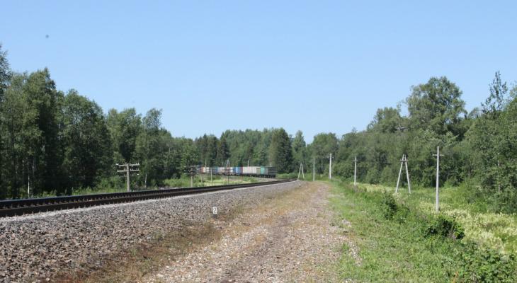 В Чувашии на железнодорожных путях погиб молодой мужчина