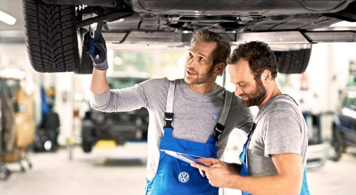 Фердинанд Моторс предоставляет бесплатную диагностику коммерческого автомобиля Volkswagen