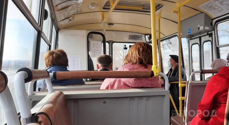Автобусы постепенно уходят из деревень Чувашии