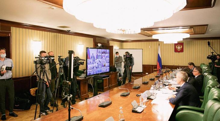 ЕР и Кабмин совместно будут заниматься инфраструктурными проектами в субъектах РФ