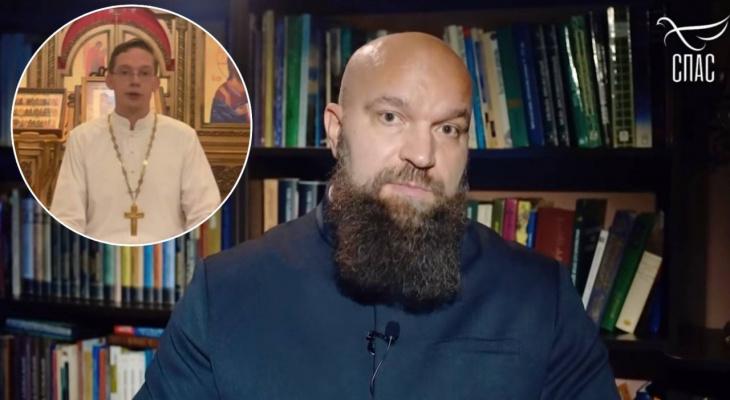 """Телеканал """"Спас"""" выпустил программу о священнике из Новочебоксарска: """"Пока он помогает изматывать церковь - он герой эфиров, а завтра он никому ненужный расходный материал"""""""