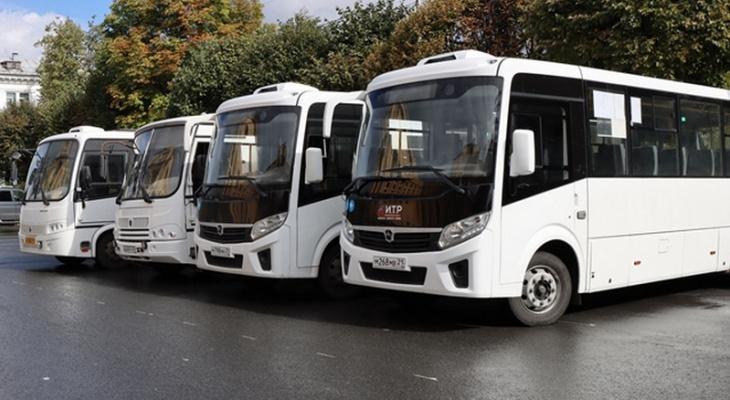 Маршрутки до Новочебоксарска заменят на средние автобусы в три этапа