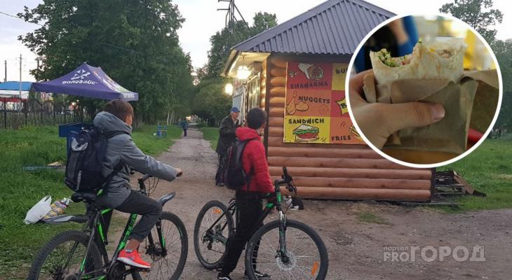 Чувашскую шаурму назвали самой дешевой в России