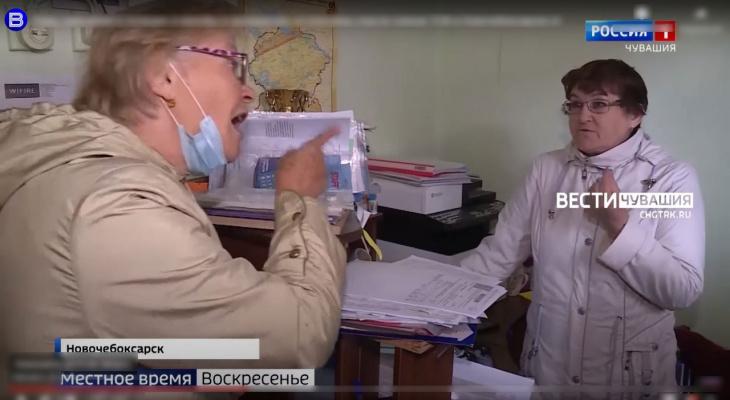 """В Новочебоксарске разгорается скандал вокруг дома на 247 квартир: """"Она держит весь дом в заложниках!"""""""