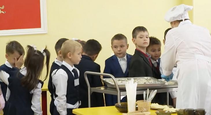 Нехватка персонала в чебоксарских школах привела к проблеме с подачей блюд
