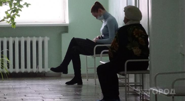 Сезон простудных заболеваний в Чувашии открыт: за неделю число пациентов выросло на 46 %