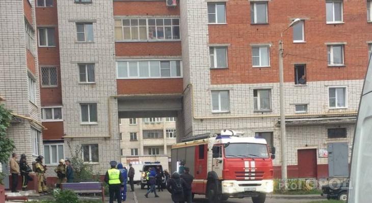 В Чебоксарах жильцы дома почувствовали запах газа: в МВД прокомментировали ситуацию