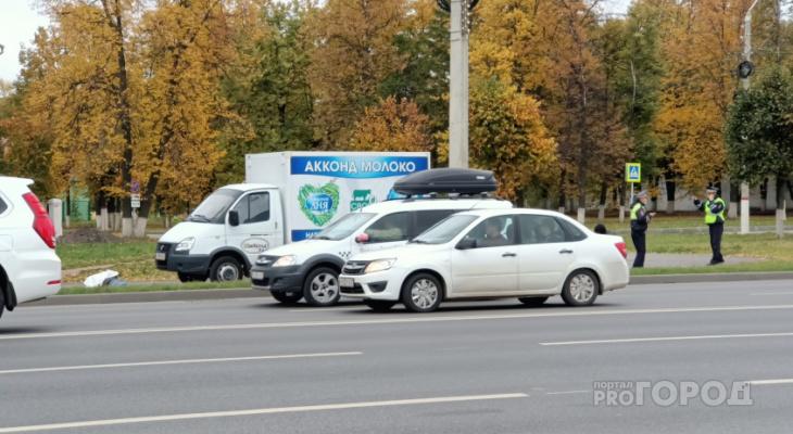 В МВД рассказали, какое наказание грозит водителю ГАЗели, сбившего мужчину на тротуаре