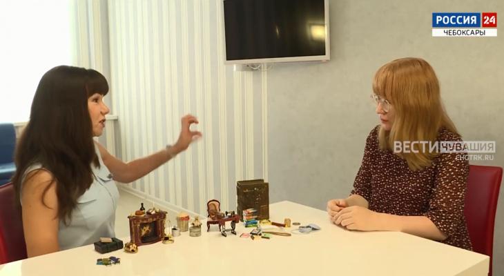 Чебоксарка создает предметы размером с ноготок: работами восхищаются даже за рубежом