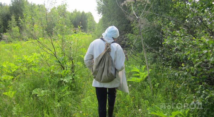 В Чебоксарском районе спасатели до ночи искали пропавшую женщину