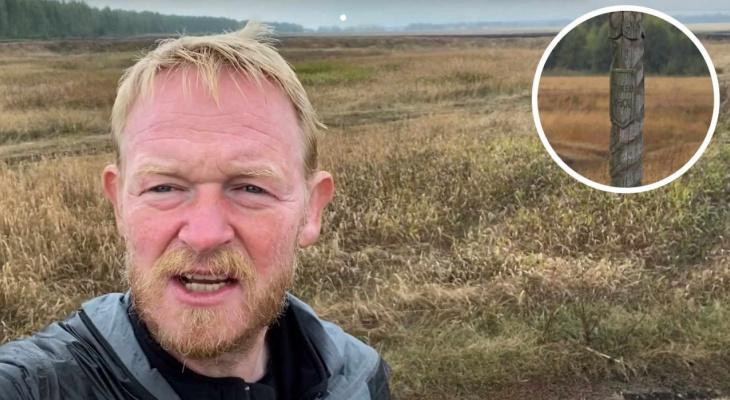 Датский путешественник нашел в Чувашии место, где по его мнению могли жить викинги