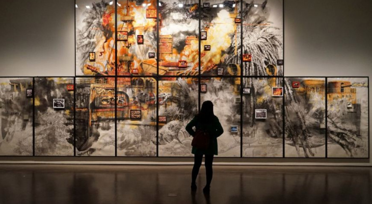 Открытие Private Banking выступил партнером Международной ярмарки современного искусства Cosmoscow