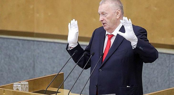Жириновский отказался от мандата депутата Госсовета Чувашии: почему он это сделал
