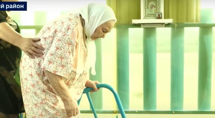 94-летняя бабушка на свои деньги восстановила родник в Чувашии