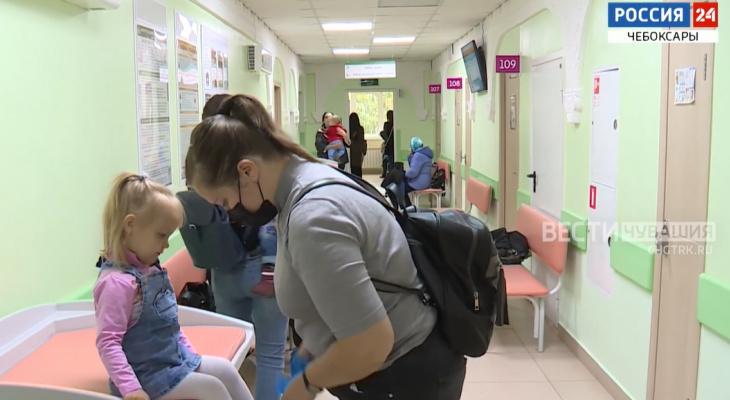 Главный детский инфекционист Чувашии рассказала, какой вирус вызывает простуду у маленьких пациентов