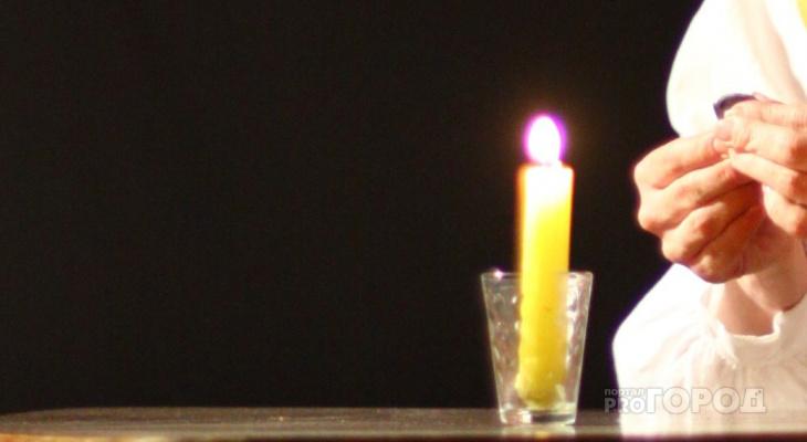 Сотрудница оставила на стойке администратора горящую свечу и учинила пожар в фитнес-студии